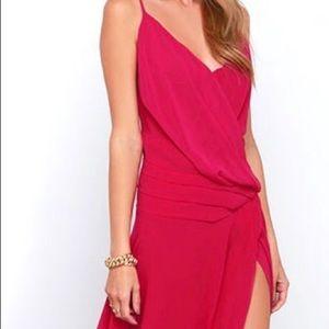 High low dress from Lulu's
